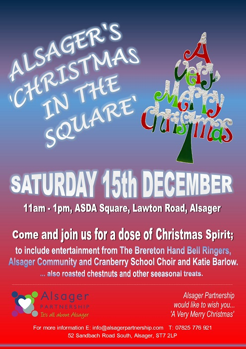Alsager Partnership - Alsager's Christmas In The Square
