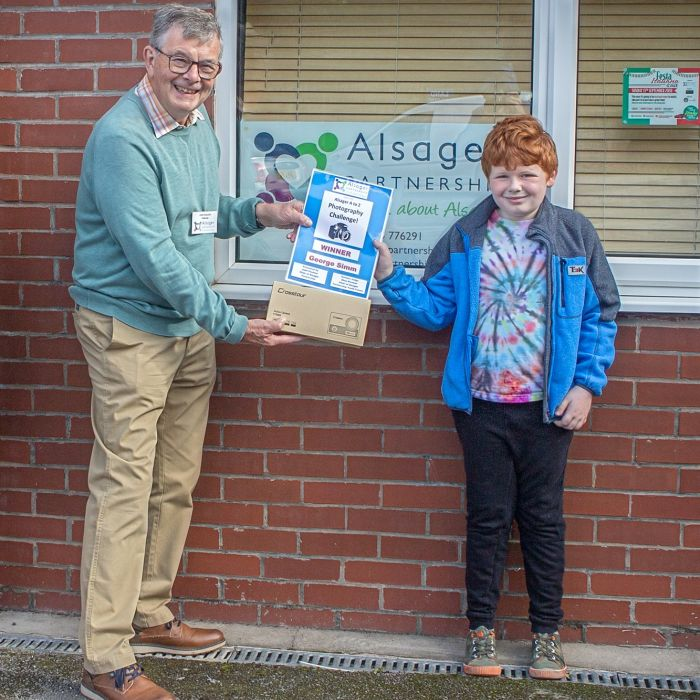 Alsager Partnerships Youth Forum Comeptition