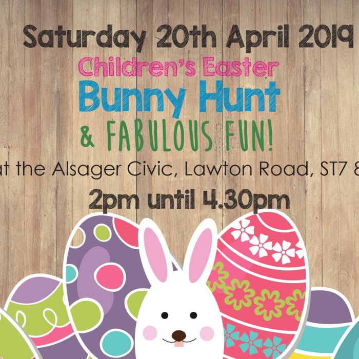 EASTER FAMILY FUN IN ALSAGER