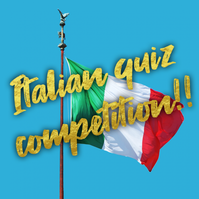 Festa Italiana - Italian Quiz Competition!!