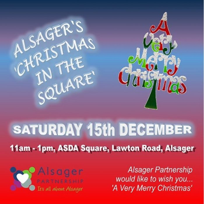 Alsager's Christmas In The Square